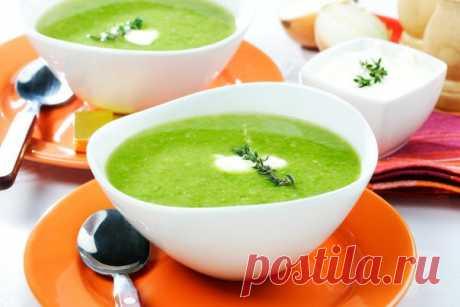 ТОП-7 рецептов супов при повышенном сахаре в крови / IP Neo