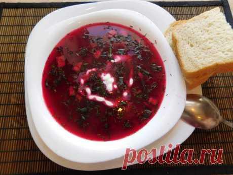 Перші страви – холодний суп з буряка чи окрошка. Рецепт з фото - ЗЕЛЕНА САДИБА