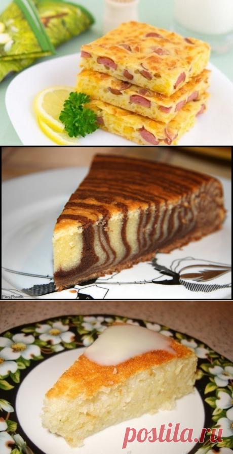 5 рецептов пирогов на кефире