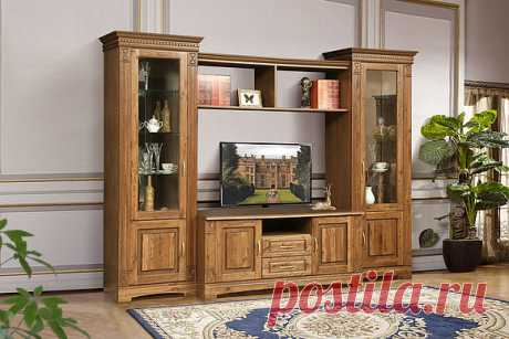 Мебель для гостиной из Белоруссии - купить в Москве по ценам производителя стенки, интернет-магазин Пинскдрев