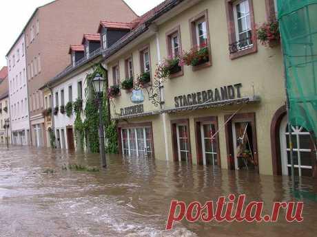 Гримма (Grimma) Германия - Путешествуем без барьеров