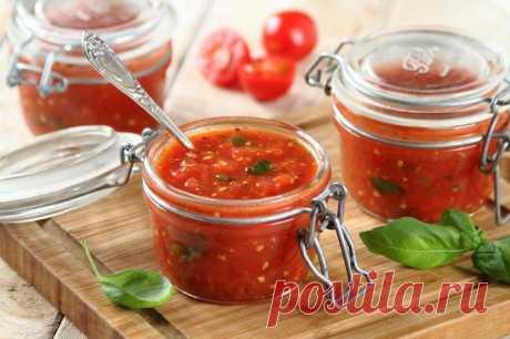 Томатный соус для пиццы в домашних условиях – пошаговый рецепт с фото.