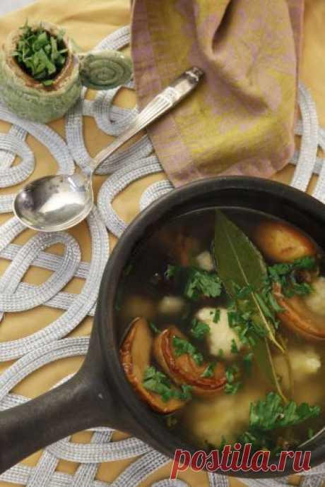 20 супов для осени и зимы – «Еда»