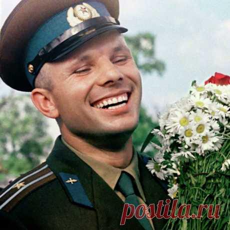 Гагарин полетел в космос не один | Белорус и Я | Яндекс Дзен