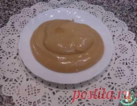 Карамельно-заварной крем-мусс для торта – кулинарный рецепт