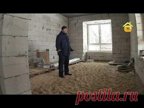 Типовой дома из газоблоков. Проблемы и решения | Дачное видео: первый интернет-канал о Даче и Доме