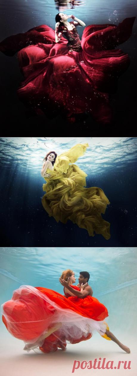 10 подводных фотографий, перевернувших законы физики
