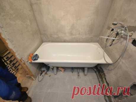 Отделка ванной комнаты пластиковыми панелями бескаркасным методом | INVANNA | Яндекс Дзен
