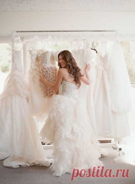 Люблю наряжать  невест