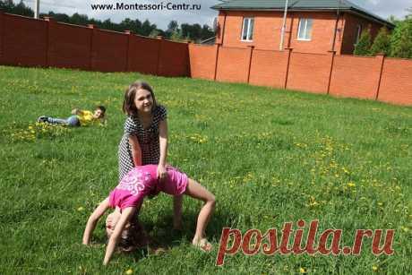 частный детский сад за городом