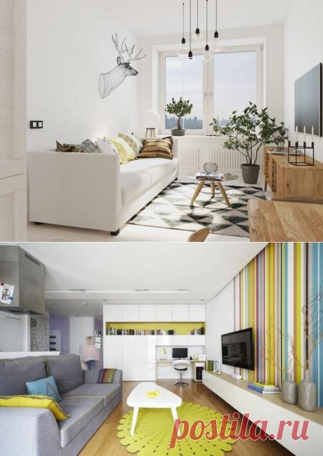 Правила дизайна малогабаритной квартиры: 75 вариантов планировки