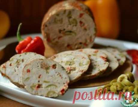 "Мясная закуска ""А-ля мортаделла"" – кулинарный рецепт"