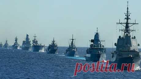 США предложили объявить Азовское море американским Точнее, международными водами с введением туда кораблей НАТО, что по сути делает эти воды американскими. Там и 6-й флот США поместится в качестве удобного места базирования. А Украине подарят списанны…