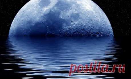 10 космических фактов о Луне / Научный хит