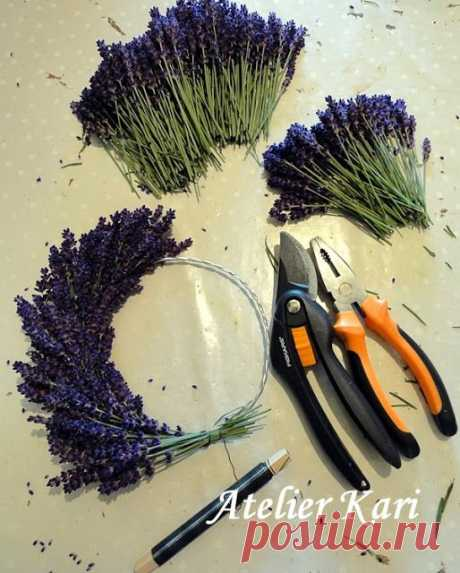 Atelier Kari naturdekorasjoner og kranser