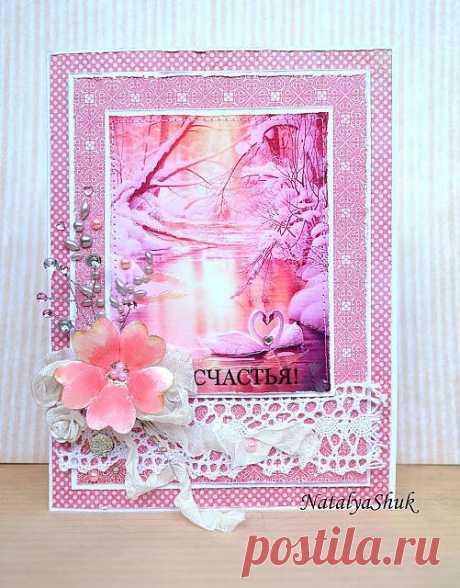 Вдохновение: свадебная открыточка!