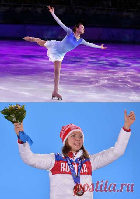 12 most beautiful sportswomen of the Olympic Games in Sochi\/\/KP.RU
