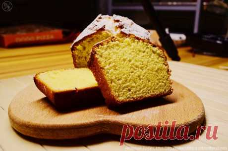 Рецепт творожного кекса из записной книжки мамы. Приготовил, чтобы вспомнить вкус детства   Десертный Бунбич   Яндекс Дзен
