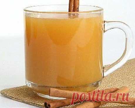 жиросжигающий напиток корица и мед