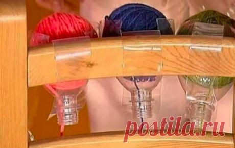 Маленькие хитрости для рукодельниц: идеи хранения крючков, спиц и иголок