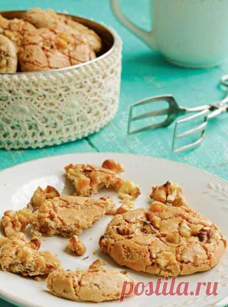 Простое и очень вкусное печенье-безе | МАСТЕР ШЕФ | Яндекс Дзен