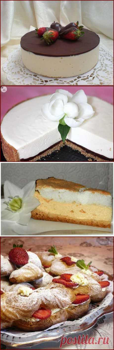 Подарок для сладкоежек: более трех десятков вкуснейших тортиков на любой вкус!.