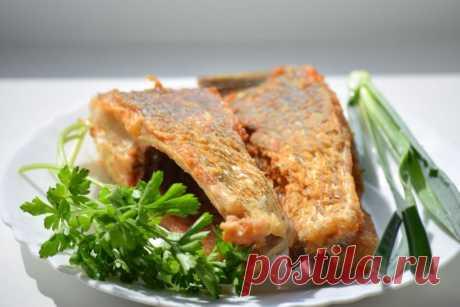 Как правильно жарить рыбу | Рекомендательная система Пульс Mail.ru
