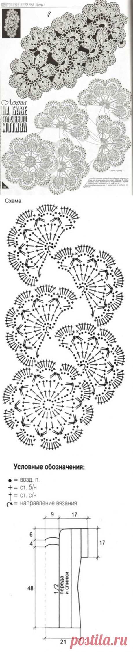 Ленточное вязание | Записи в рубрике Ленточное вязание | Дневник VitushkinaNA