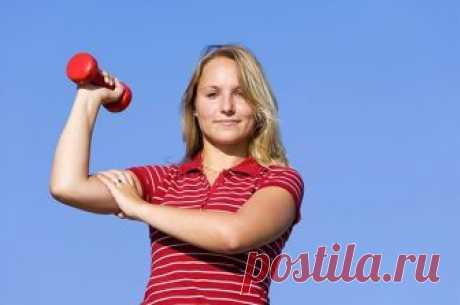 О полезных свойствах упражнений с гантелями | Всегда в форме!