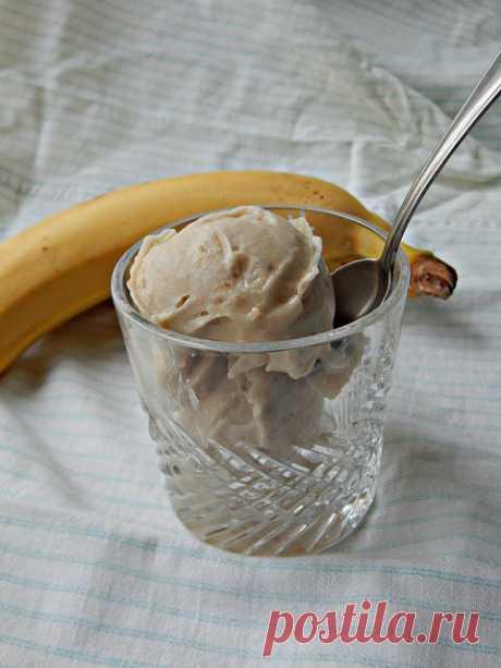 банановое мороженое с вариациями   Хорошо.Громко.