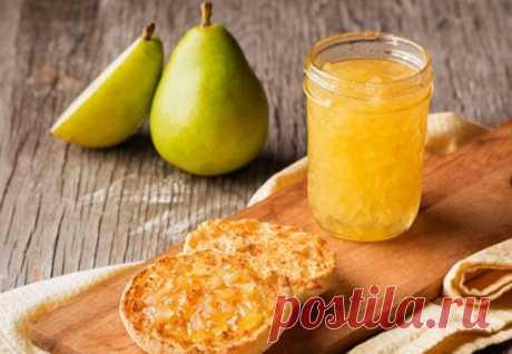 Варенье из груши на зиму дольками: 6 простых рецептов с фото