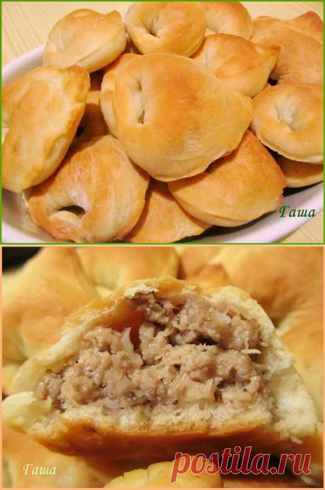 "Хлеб - пельмени ""Тortellini di pane"" сестёр Симили. : Чисто по-женски..."