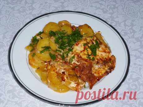 Пикантный картофель с мясом в духовке | Блоги о даче и огороде, рецептах, красоте и правильном питании, рыбалке, ремонте и интерьере