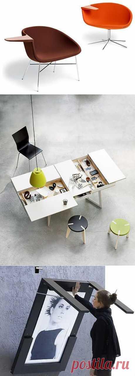Оригинальная дизайнерская мебель   Дом-Цветник