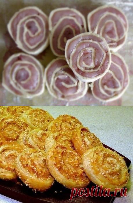 Como preparar las gallináceas ruletiki - la receta, ingridienty y la fotografía
