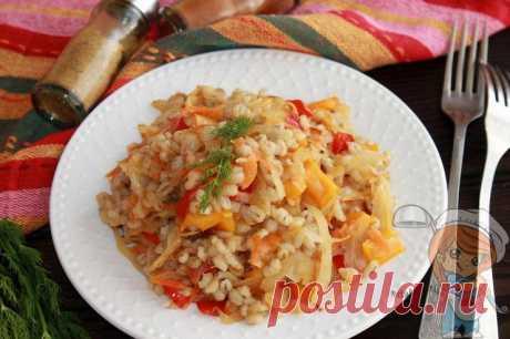 Перловка с капустой: проверенные рецепты с фото - Пошаговые фото рецепты без дрожжей, без муки, без мяса, без масла, без яиц