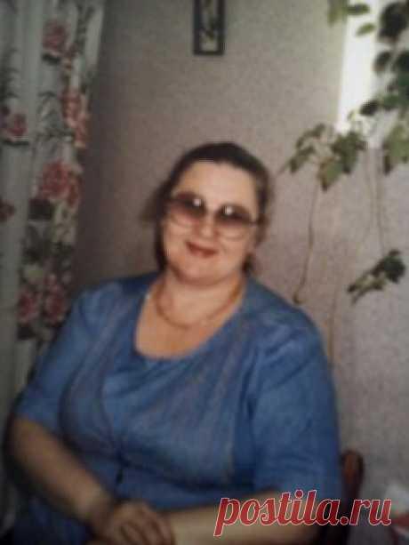Валентина Чешуина