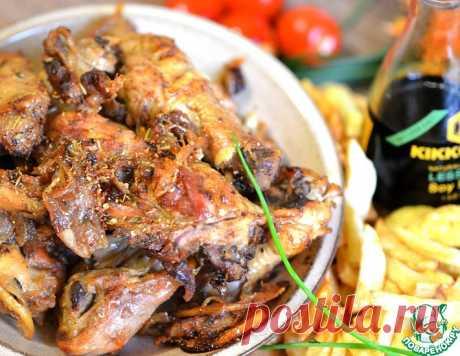 Шашлык с натуральным дымком – кулинарный рецепт