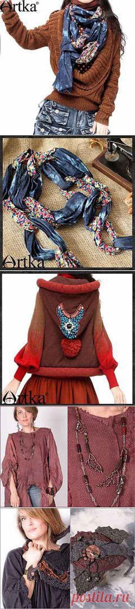 """Всё о вязании на сайте """"Knitting-Info.Ru"""": бохо или богемный стиль - новая подборка от натэлы (rest.hobby.knittinginfo) : Рассылка : Subscribe.Ru"""