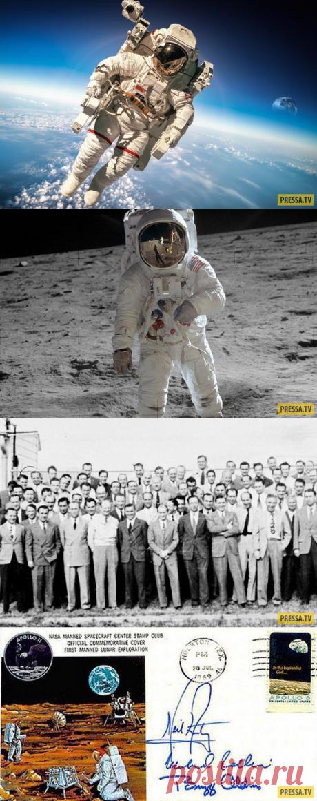 De que calla NASA (10 fotos + el vídeo)
