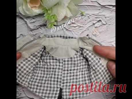 Куртка для куклы