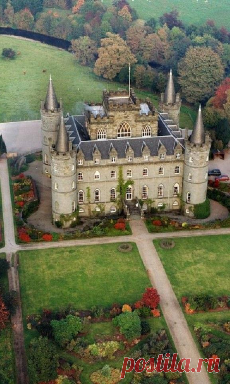 Wonderful Castles In The World (15 Photos) - Viral Planet