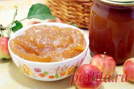 Яблочное повидло — Sloosh – кулинарные рецепты