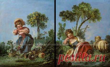 декупаж фоны рококо: 7 тыс изображений найдено в Яндекс.Картинках