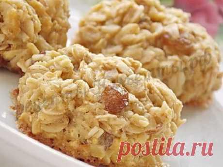 Полезное и диетическое овсяное печенье с яблоком - Советы для женщин