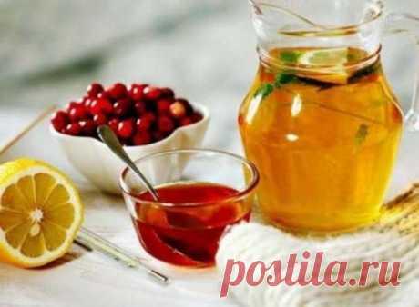 10 bebidas prodigiosas del resfriado