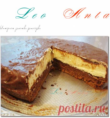 Торт Эскимо. Пошаговый рецепт с фото. Очень вкусный тортик получается. советую попробовать
