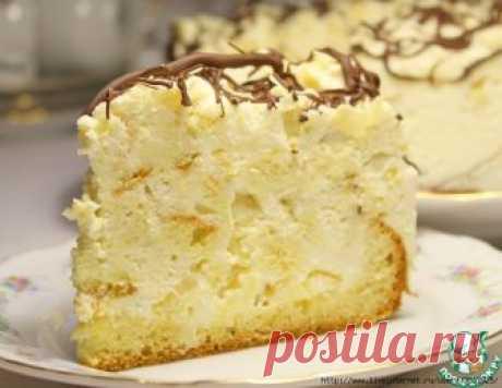 """Торт """"Ананасовый бархат"""" - вкусный, легкий и без помпезности Уютный торт по-домашнему, вкусный, легкий и без помпезности, очень нежный. Бисквит, ананасы и сливочный мусс слились в единое целое... Сахар — 180 гЯйцо куриное — 3 штМука пшеничная / Мука (стакан 250 мл) — 1,5 стак..."""