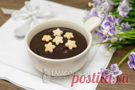 Шоколадный соус на вареной сгущенке — рецепт с фото пошагово