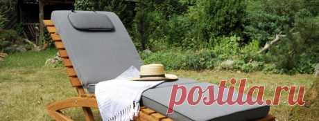 La tumbona para la casa de campo por las manos: 4 clases maestras por la fabricación de los muebles